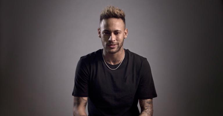 Neymar Jr. cuenta su historia a través de un perfume