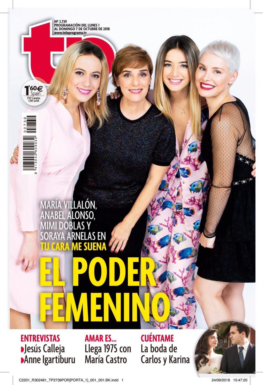 María Villalón «Revista TP»